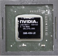 G98 GPU
